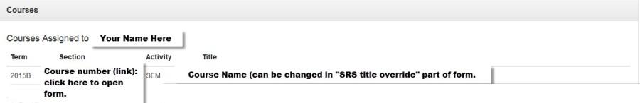 Screenshot of site-request interface.